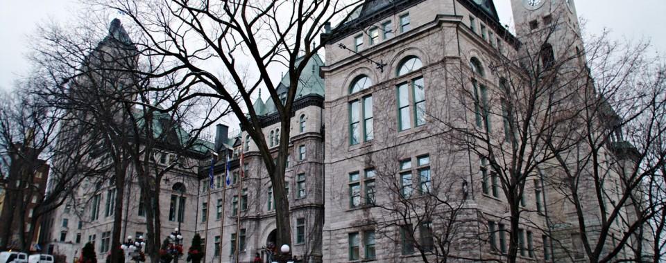 Projet de loi 109 : les jeunes du FJRCN ont 5 demandes pour la Ville de Québec